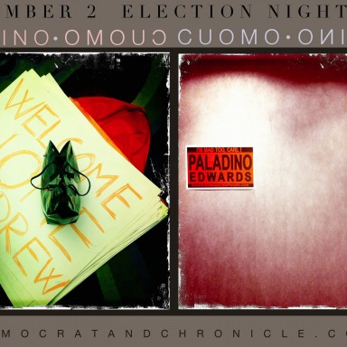 Election Night Dyptychs